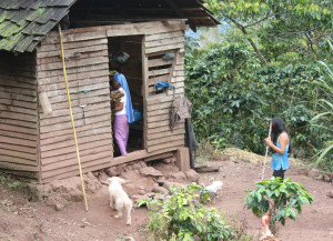 Peru Jungle Photo_Hospitality Reconciliation Cooking Shack La Merced Peru